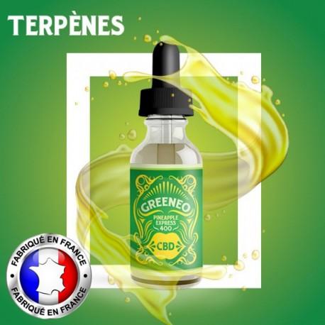 Greeneo E-Liquide CBD Pineapple Express - 10ml