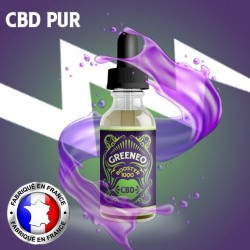 Greeneo Booster de CBD (Cannabidiol) - 10ml