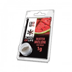 CBD resin WATERMELON 10% 1G