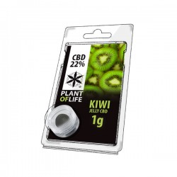 Jelly CBD KIWI 22% 1G