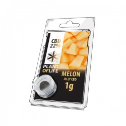 Jelly CBD MELON 22% 1G